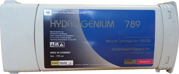Hydrogenium cartridge 789 k